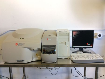 Beckman Coulter Cell Lab Quanta SC Flow Cytometer System with Computer