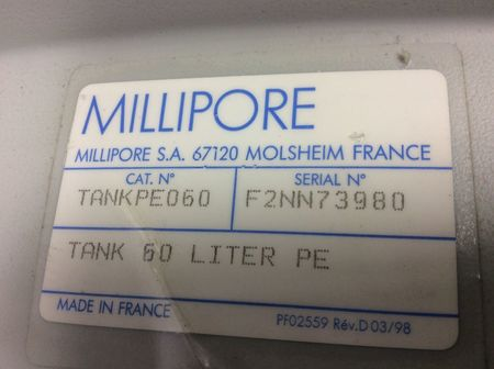 Millipore - Milli-Q Synthesis A10 & Elix 5 UV Water Filtration System - 1