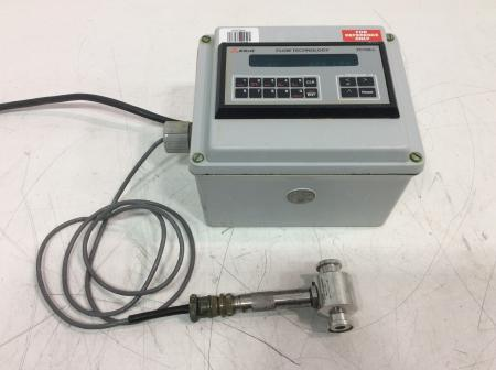 EG&G Flow Technology FC70A-L Flow Controller & Turbine Flowmeter FT6-8T1XWU