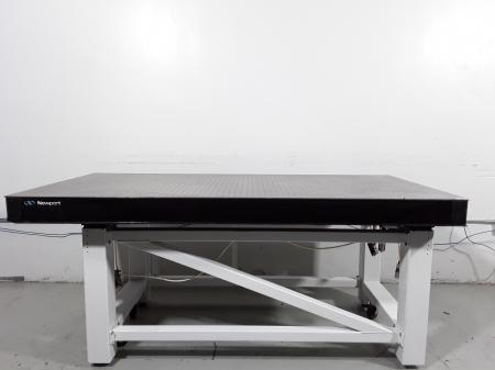 6ft  Rolling Newport Optical LaserClean Optical Breadboards Table