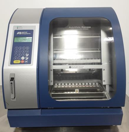 Applied Biosystems AutoMate Express Forensic DNA Extraction System