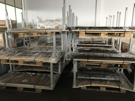 70 NEW Tables/Workstations.  Ready to ship