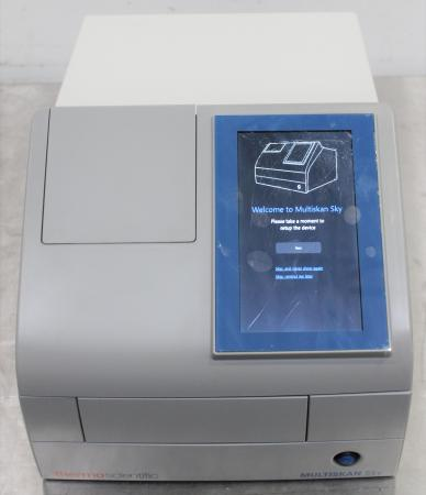 Thermo Scientific Multiskan Sky Microplate Spectrophotometer 51119600  PARTS