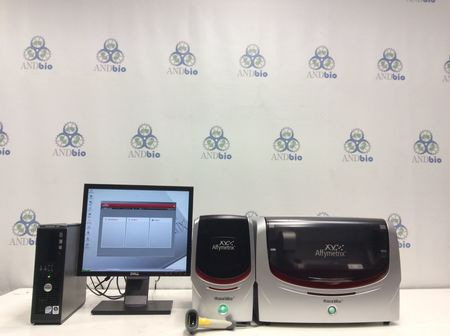 Affymetrix GeneAtlas Fluidic Station, GeneStrip Scanner PS1000, Software & more!