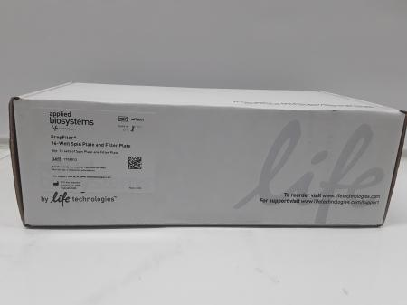 Applied Biosystems PrepFiler 96-Well Spin Plates and Filter Plates #4476031