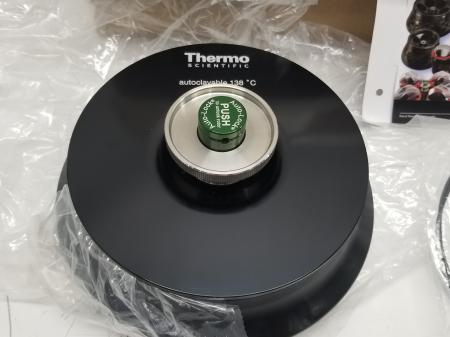 Thermo 75003602 Microliter 48 x 2mL Sealed Aluminum Fixed Angle Rotor NEW in BOX - 1
