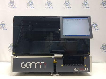 Stratec Biomedical Systems Gemini 6280 Automated Compact Microplate Processor