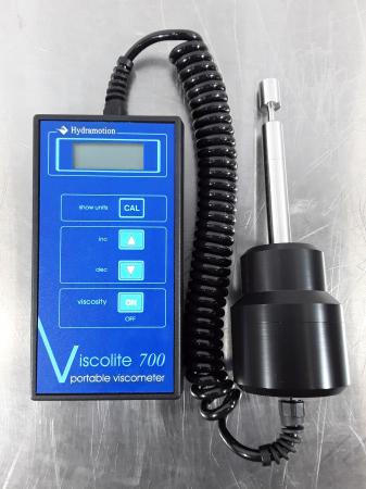 Hydramotion Viscolite 700 Portable Viscometer