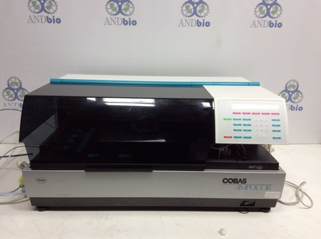Roche Cobas Amplicor Donor Screening Sampler Analyzer System
