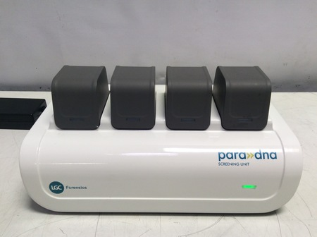 LGC Forensics - ParaDNA Screening Unit