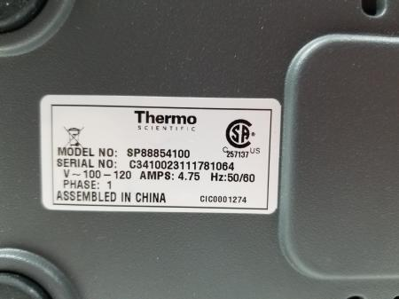 Thermo Scientific SP88854100 Cimarec Digital Stirring Hotplate 4x4 - 2