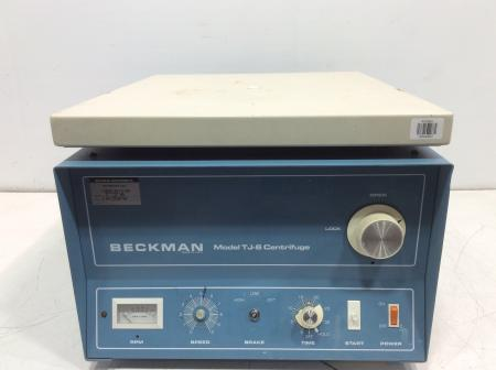 Beckman TJ-6 Benchtop Centrifuge with Swing Bucket Rotor