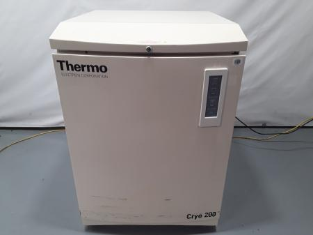 Thermo Electron Corporation Cryo 200 Liquid Nitrogen Dewar Model 742