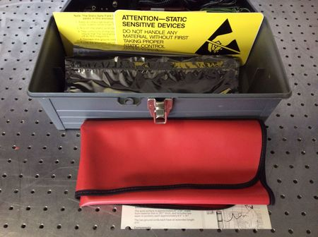 3M - Portable Static-Dissipative Field Service Kit - 1