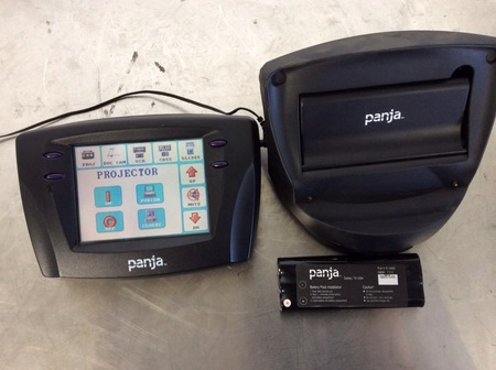 Panja  - Viewpoint VPT-CP Wireless Touch Screen Remote