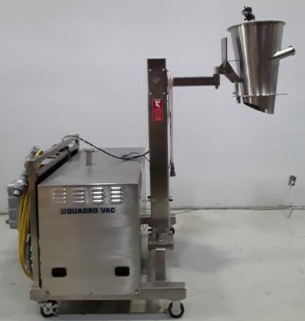 Quadro Vac Model 820 Pneumatic Conveyor