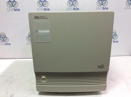 Applied Biosystems - ABI Prism 7900HT Sequence Detection System 384-Well Block