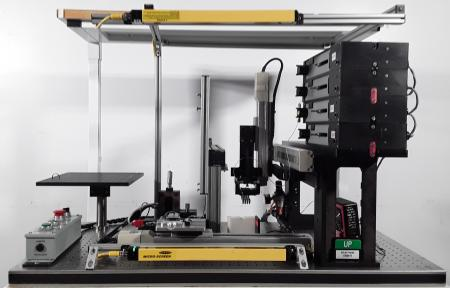 Automated Liquid Handler  Solid Phase Deposition System  EN5917