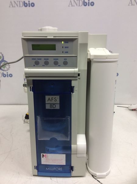 Millipore AFS 8D Water Purification System