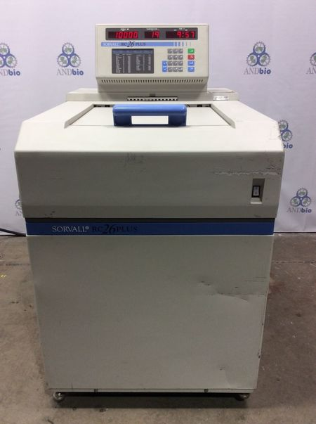 Sorvall - RC26 PLUS High Speed, 26,000 RPM Floor Centrifuge