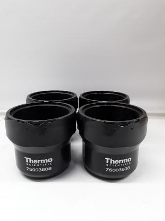 Thermo Scientific Round Buckets for TX-750 75003608  QTY 4
