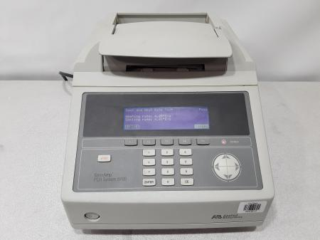 Applied Biosystems  ABI GeneAmp PCR System 9700 96-Well Gold Block