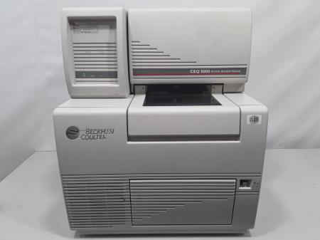 Beckman Coulter CEQ 8000 Genetic Analysis System