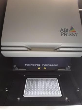 ABI PRISM 7000 Sequence Detection System - 2