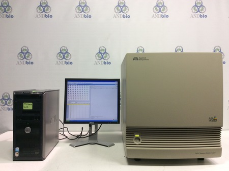 Applied Biosystems - ABI Prism 7900HT Sequence Detection System 96-Well