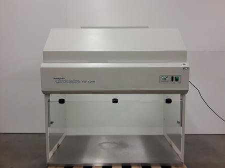 Monmouth Scientific Circulaire VLF1200 Flow Cabinet