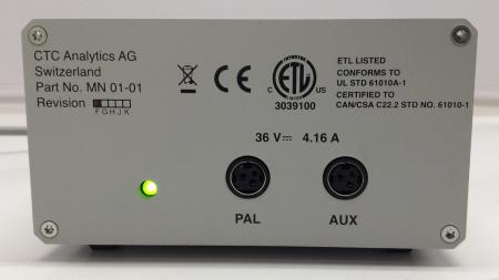 CTC Analytics AG MN 01-01 Power Supply