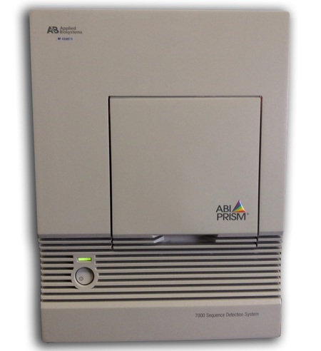 ABI PRISM PCR 7000 Sequence Detection W/ Computer - 2