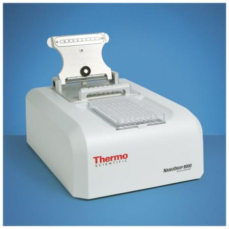Thermo Scientific NanoDrop 8000 Spectrophotometer