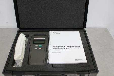Applied Biosystems VeriFlex 96-well Temperature Verification Kit for 0.1 mL