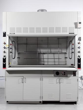 Fisher Hamilton Safeaire 8' Chemical Fume Hood