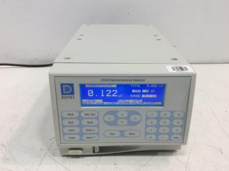 Dionex ED50 Electrochemical Detector