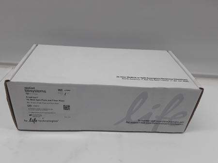 Applied Biosystems PrepFiler 96-Well Spin Plates and Filter Plates #4476031 - 2