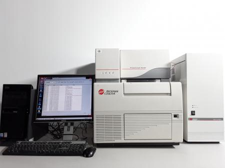 Beckman Coulter Proteomelab PA800 System with LIF 488 NM Laser Module