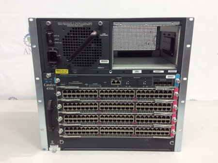 Cisco Systems - Catalyst 4506 Switch