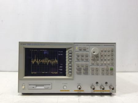 Agilent 4395A Network Spectrum Impedance Analyzer LCD w/dual display