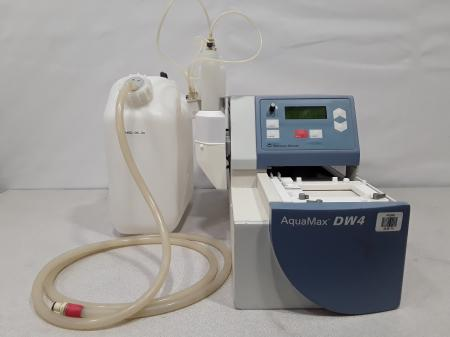 Molecular Devices AquaMax DW4 Microplate Washer w/software & bottles