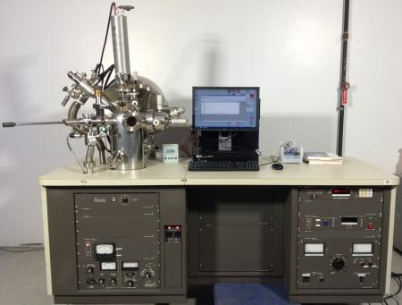 Perkin Elmer PHI 5100 XPS X-ray Photoelectron Spectrometer System