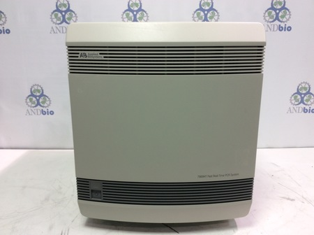 Applied Biosystems  7900HT Fast Real-Time PCR  384-Well Block