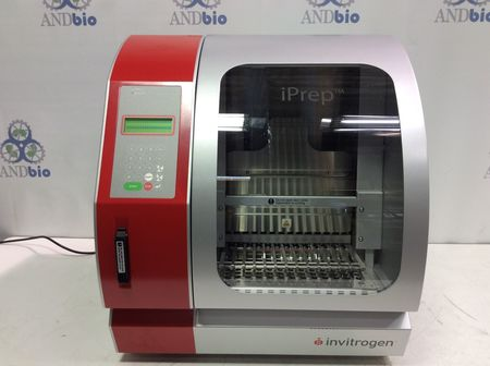 Invitrogen - iPrep Nucleic Acid Purification System