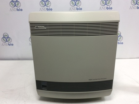 Applied Biosystems - 7900HT Fast Real-Time PCR System 384-Well Block