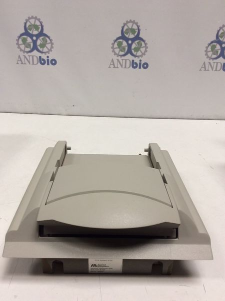 Applied Biosystems - 9700 Dual Flat Interchangeable Block