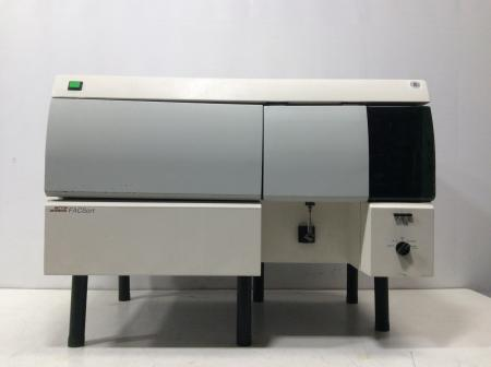 Becton Dickinson Facsort Flow Cytometer Fluorescence Activated Cell Sorter/PARTS