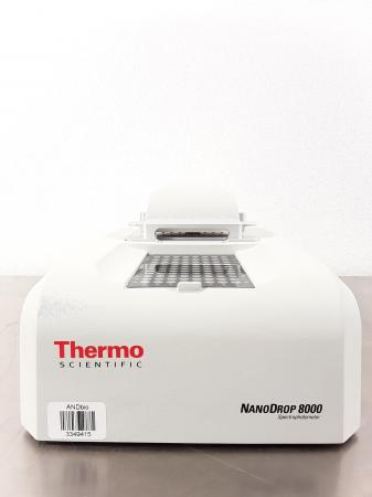 Thermo NanoDrop 8000 Spectrophotometer