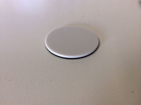 Fisher Scientific  - 60mm Microscope Stage Plate S68050