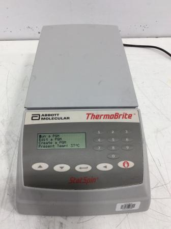 Abbott ThermoBrite StatSpin Programmable Slide Hybridization S500-12